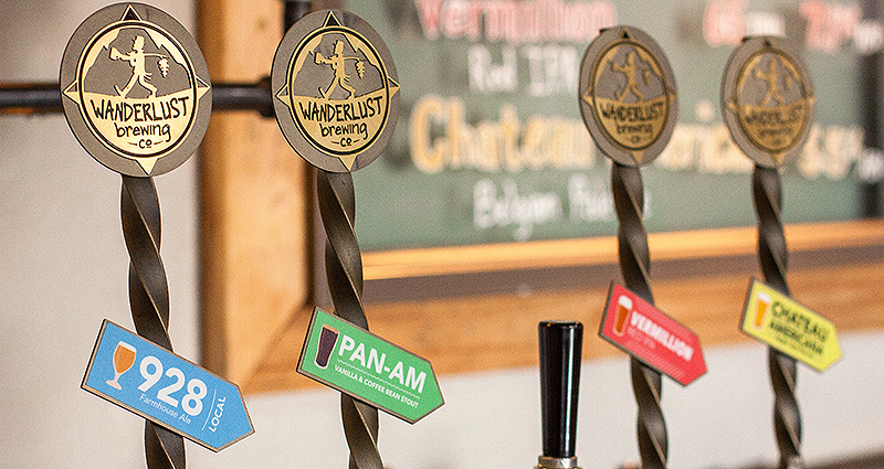 Wanderlust Brewery Flagstaff