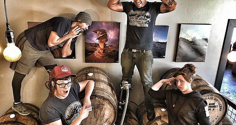 Dark Sky Brewery Flagstaff AZ